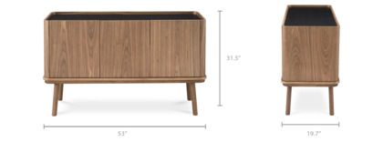 dimension of Strato Sideboard