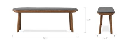 dimension of Strato Bench