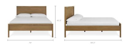 dimension of Logan Bed