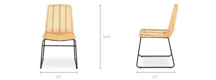 dimension of Hagen Chair