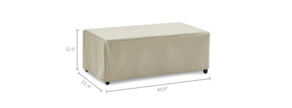 dimension of Outdoor Coffee Table Cover