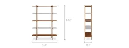 dimension of Esther Bookshelf, Tall